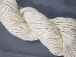 Photo of Worsted 100% Baby Alpaca - Natural White