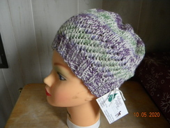 Photo of Crocheted Alpaca Hats