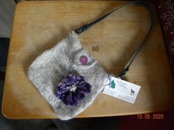 Photo of Purple Purse