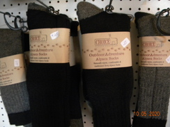 Photo of Choice Alpaca Socks