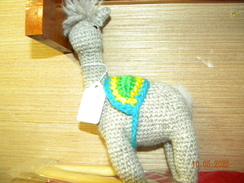 Photo of Stuffed handmade Alpacas