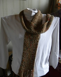 Photo of Crochet Scarf