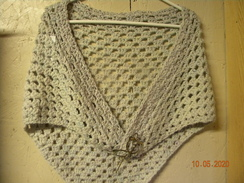 Photo of Crochet Shawl
