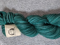 Photo of Worsted 100% Baby Alpaca - Winter Green