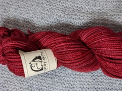 Photo of Worsted 100% Baby Alpaca - Pointsetta