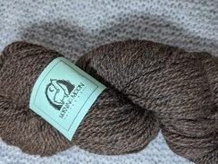 Photo of DK Alpaca/Merino - Dark Brown