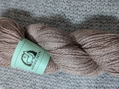 Photo of DK Alpaca/Merino/Silk - Taupe Brown