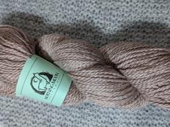 DK Alpaca/Merino/Silk - Taupe Brown