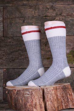 Traditional Canadian Socks