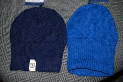 Alpaca Hats - Peru Blue
