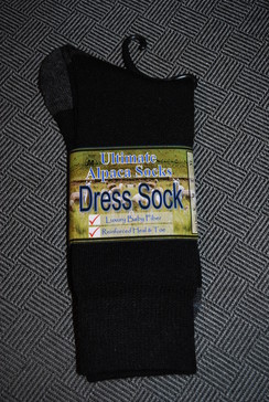 Alpaca Socks - Dress