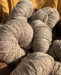 Photo of Custom Sock Yarn 2020 - Natural Undyed