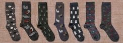 sock assorted styles