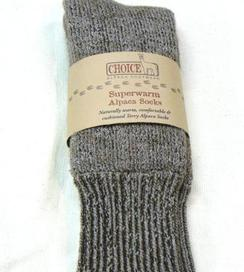 Photo of Choice Superwarm Alpaca Socks