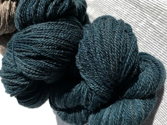 Photo of 2020 Custom Blend Sock Yarn - Teal