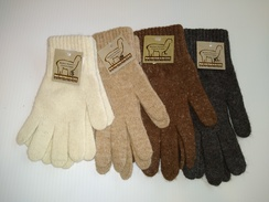 Warm and Wonderful Alpaca Gloves