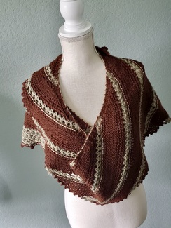 Photo of Sirocco Shawl