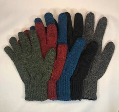 Photo of Reversible Double Knit Gloves