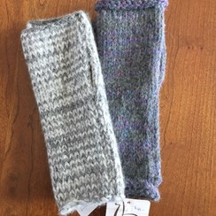 Photo of Shupaca Fingerless Gloves - Melange