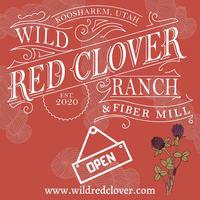 Wild Red Clover Ranch & Fiber Mill - Logo