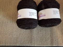 2 Ply Worsted - Roxy