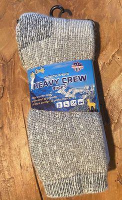 Photo of My Comfy Heavy Crew Socks