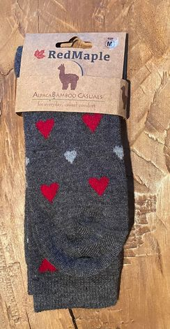 Photo of RM Heart Socks
