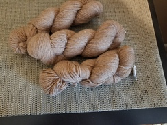 3 Ply DK Yarn - Zinger
