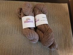 3 Ply DK  Yarn - Alpaca 2nds Blend