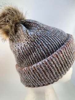 Photo of Hat w/ PomPom