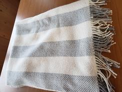 100% baby alpaca fiber shawl