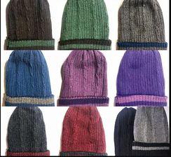 Double Knit Reversible Hat