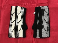 Photo of GLOVES --FINGERLESS GLOVES-LONG STYLE