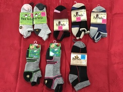 Photo of SOCKS  -- ALPACA GOLF OR WALKING STYLE