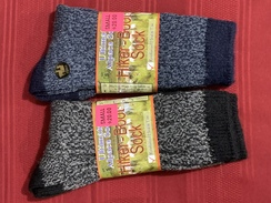 Photo of SOCKS ALPACA HIKER STYLE
