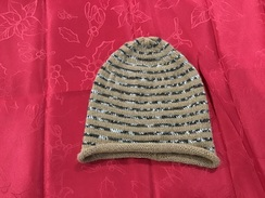 Photo of HAT  --ALPACA BEANIE HAT