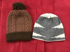 Photo of HAT-ALPACA KNITTED