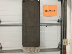 Photo of BLANKET—ALPACA
