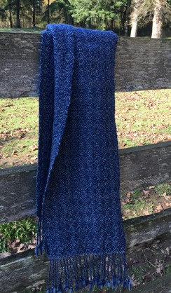 Alpaca Scarf - Sold
