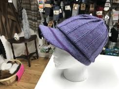 Billed hat