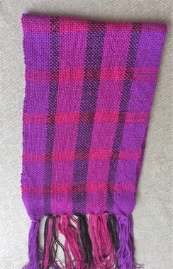 Oregon Berry Scarf