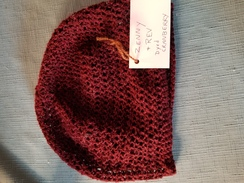 Photo of Hand made 100% Alpaca Dyed Hat