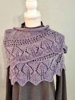 After Labor Day Shawl