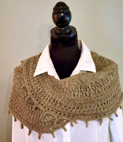 Photo of Lionberry Shawl