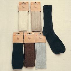 Photo of Alpaca Copper Crew Dress Socks