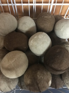 Photo of Alpaca Dryer Balls - Set of 3