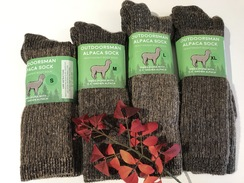 Photo of Outdoorsman Alpaca Sock