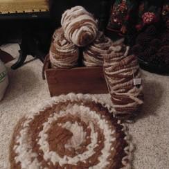 Photo of Rug Yarn