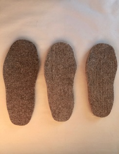 Photo of Choice Alpaca insoles