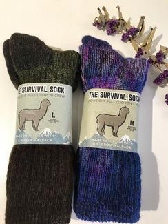 Photo of Survival Sock - Tie Dye